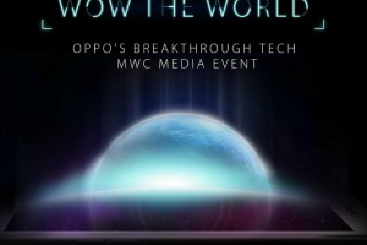اوپو و معرفی فناوریهای جدید در نمایشگاه MWC