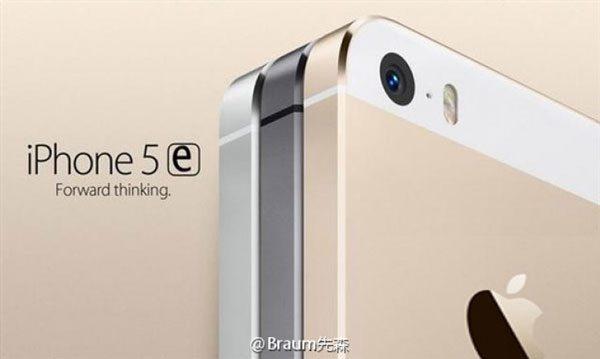 iPhone-5e