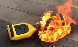 دلیل آتش گرفتن هاوربردها چیست؟