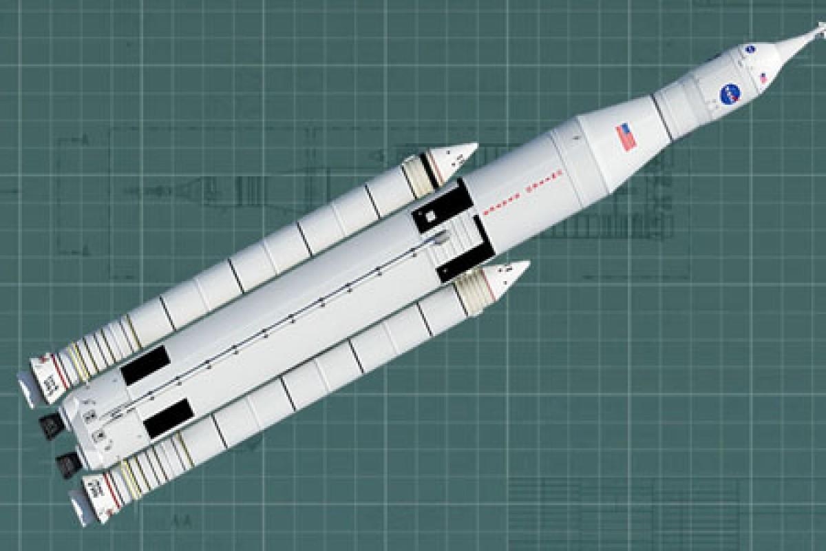 موشک میلیارد دلاری ناسا جایی برای رفتن ندارد!