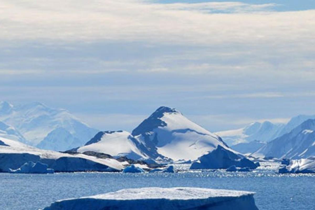 بزرگترین دره جهان زیر یخهای قطب جنوب پنهان میشود!