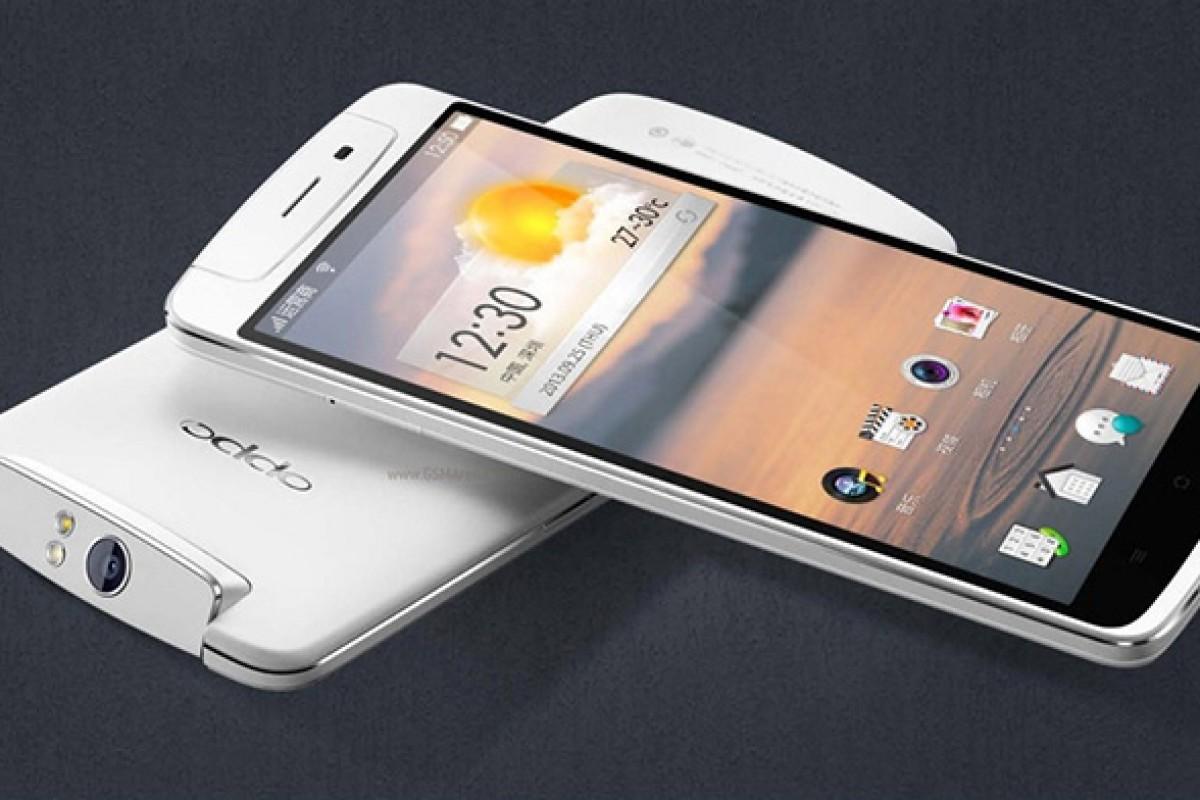 اوپو در سال 2015 پنجاه میلیون تلفن همراه فروخته است