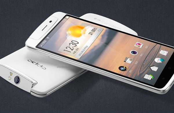 اوپو در سال 2015 پنج میلیون تلفن همراه فروخته است