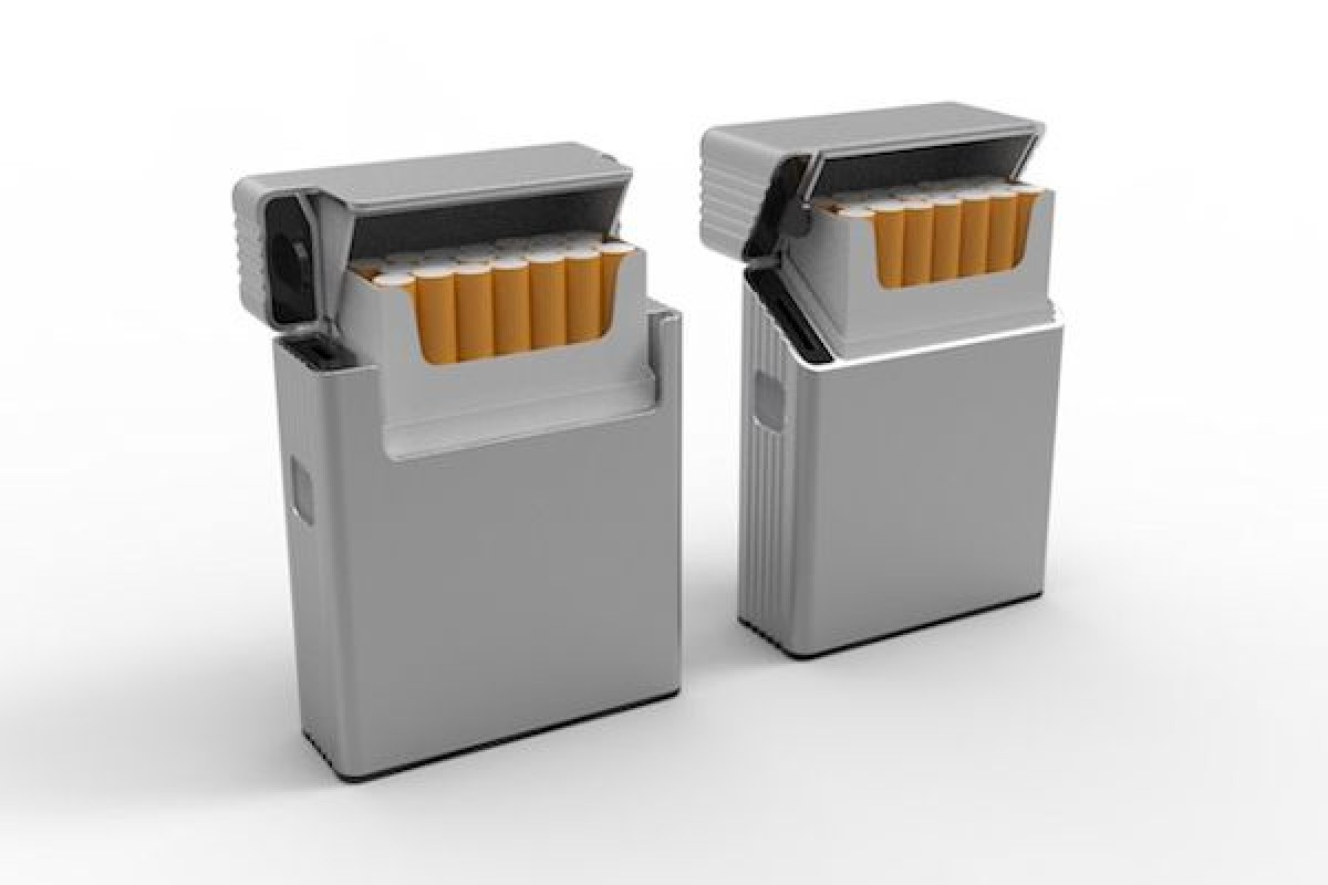Smoking-Stoper دستگاهی هوشمند برای ترک سیگار!