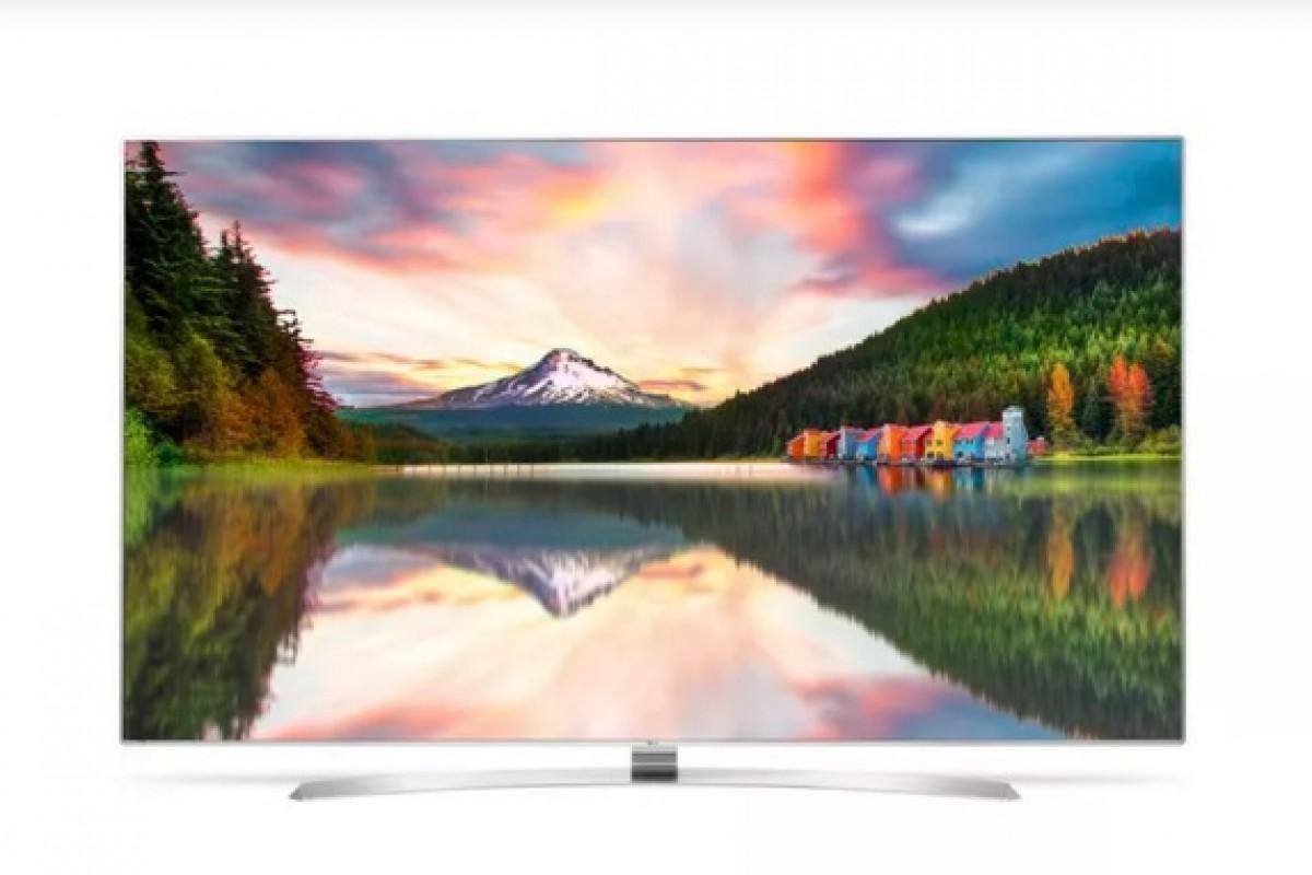 الجی با 3 تلویزیون LCD مجهز به قابلیت HDR به CES 2016 میآید