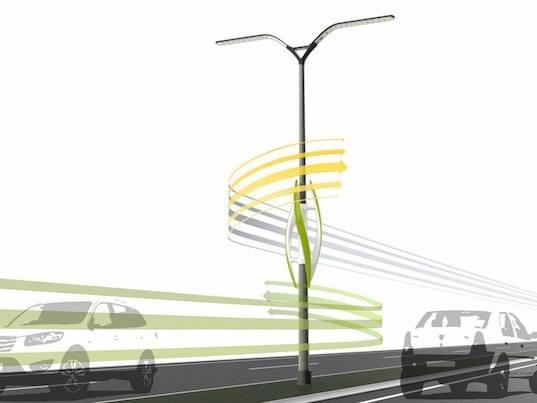 اختراع یک روش جدید برای استفاده از انرژی باد
