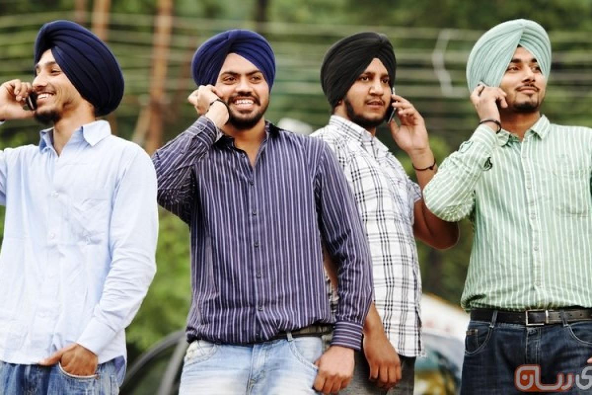 هند و بیش از یک میلیارد کاربر تلفن هوشمند!