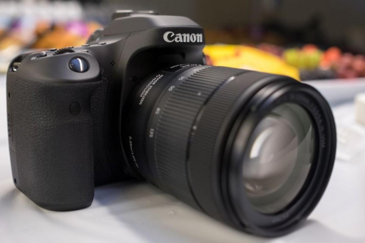 کانن دوربین دیجیتال EOS 80D را معرفی کرد