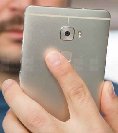 Huawei-fingerprint-scanner