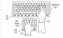 اختراع شگفتانگیز اپل، فشردن دکمه مجازی بین زمین و هوا