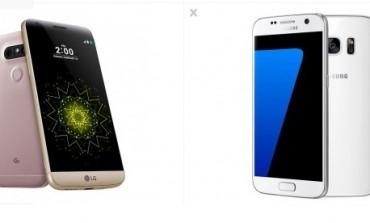الجی G5 در برابر سامسونگ گلکسی S7: کدام گوشی برتر است؟