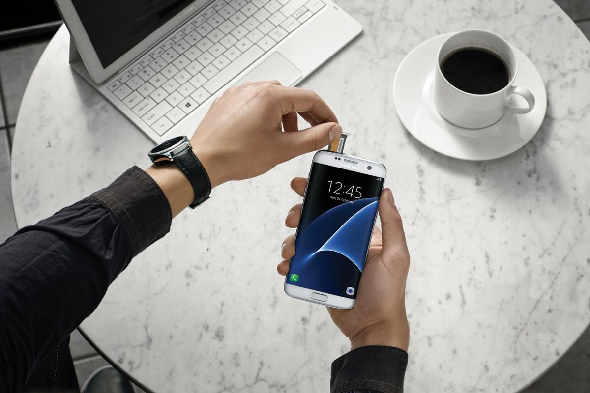 سامسونگ زمان عرضه گلکسی اس7 و اس7 اج را اعلام کرد