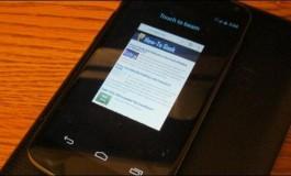 آموزش کار با قابلیت Android Beam