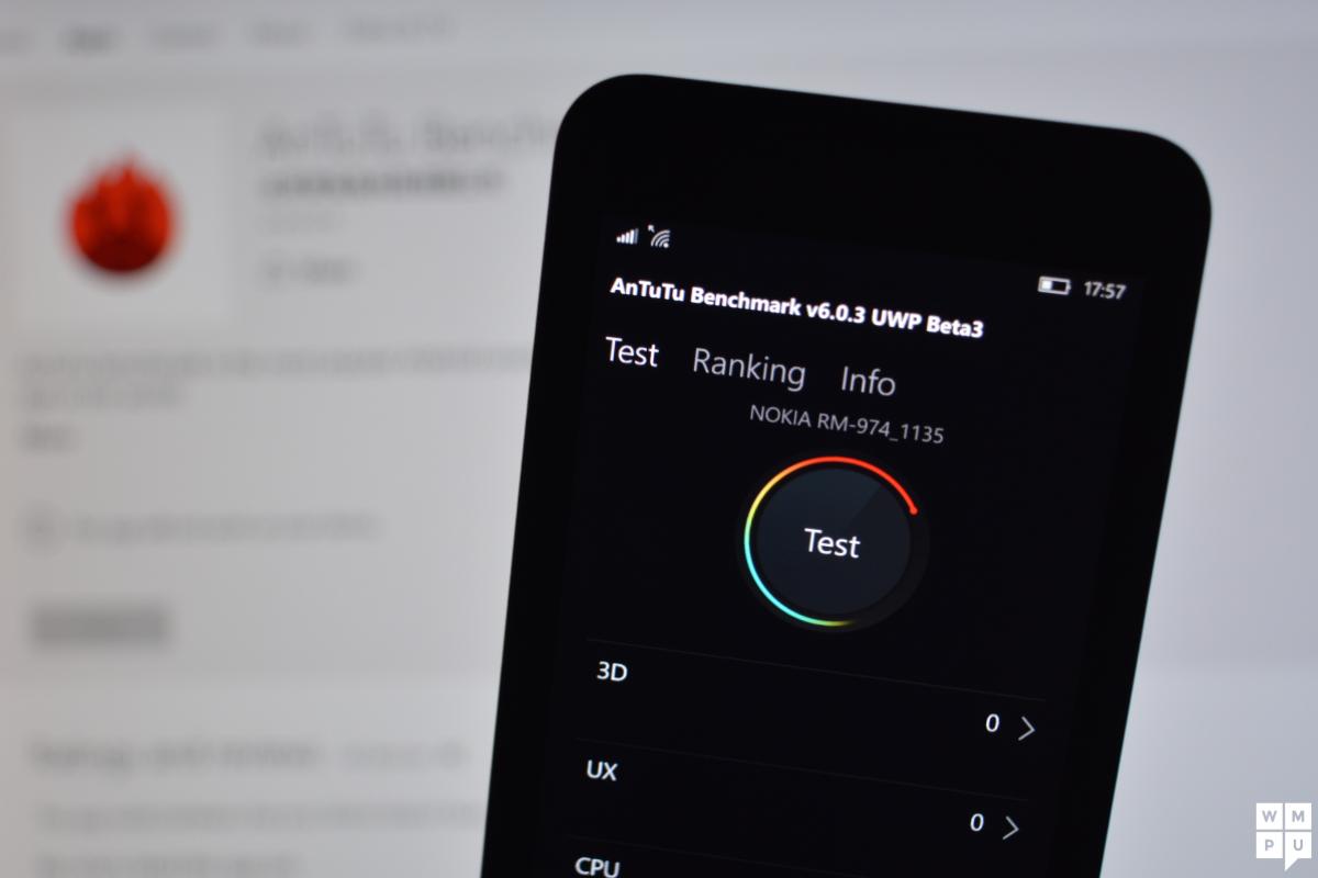 بنچمارک AnTuTu برای ویندوز 10 موبایل عرضه شد