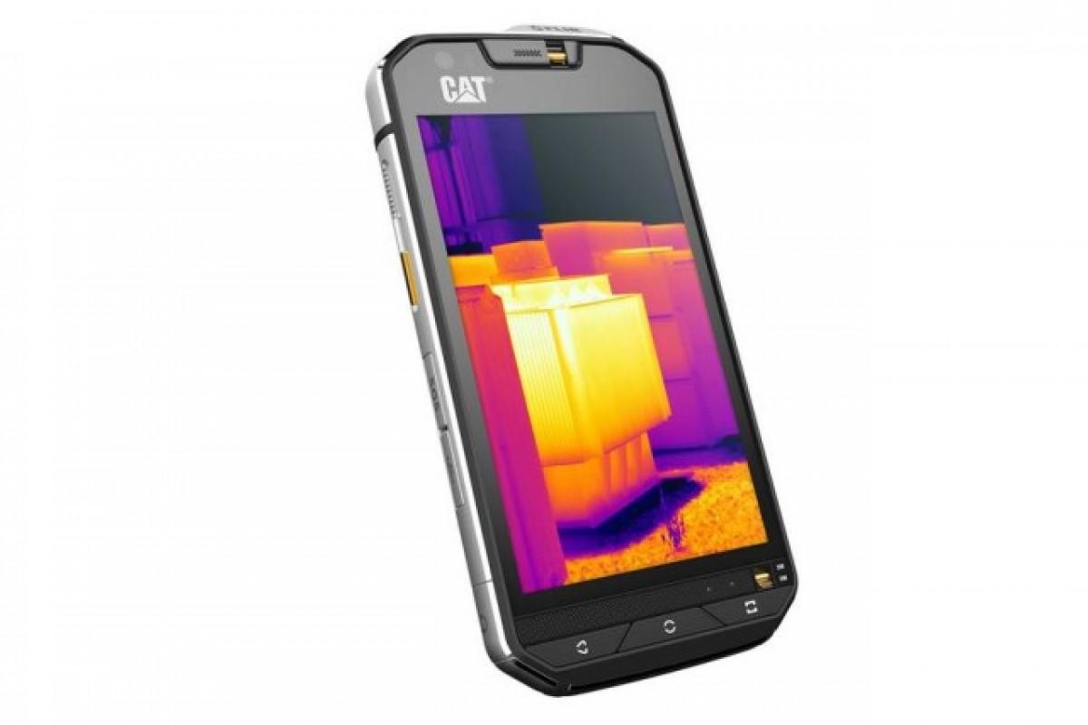 با Cat S60 آشنا شوید: یک اسمارت فون خاص با دوربین حرارتی!