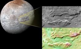 قمر پلوتو احتمالا یک اقیانوس داشته است!