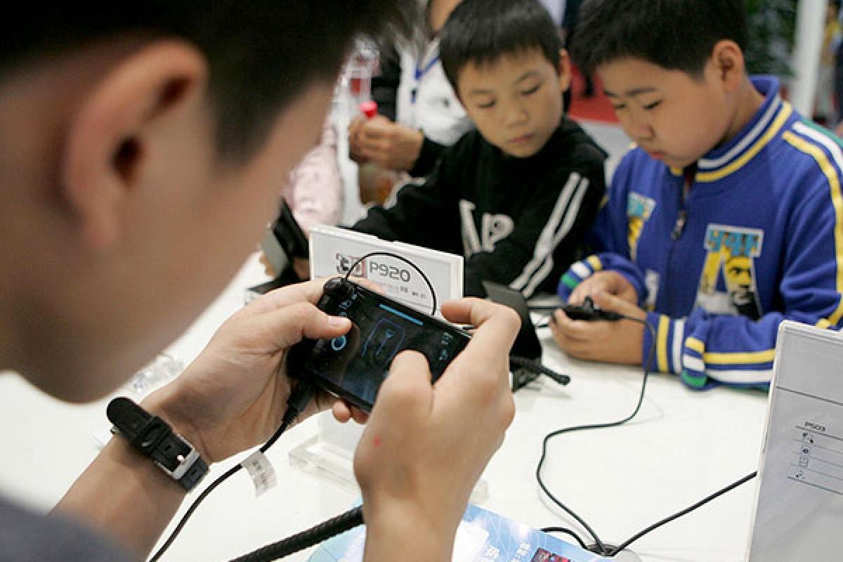 تعداد گیمرهای موبایلی چین از جمعیت آمریکا بیشتر است