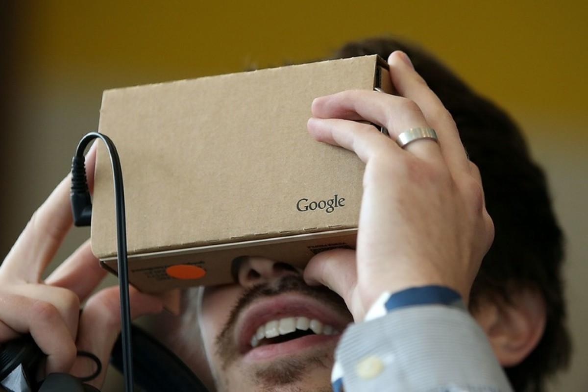 والاستریتژورنال: گوگل در حال کار روی هدست واقعیت مجازی خود است