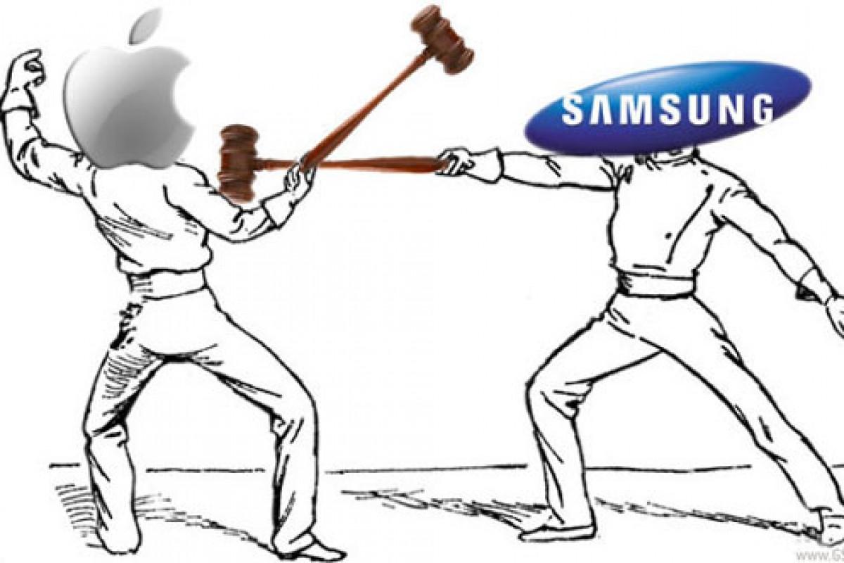 پرداخت غرامت 120 میلیون دلاری سامسونگ به اپل لغو شد!