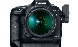 Canon از دوربین 1D X Mark II با قابلیت ضبط ویدئو 4K پرده برداشت