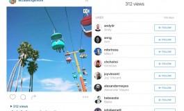 از این پس میتوانید تعداد بازدید ویدئوهای اینستاگرام را در زیر آن ببینید!