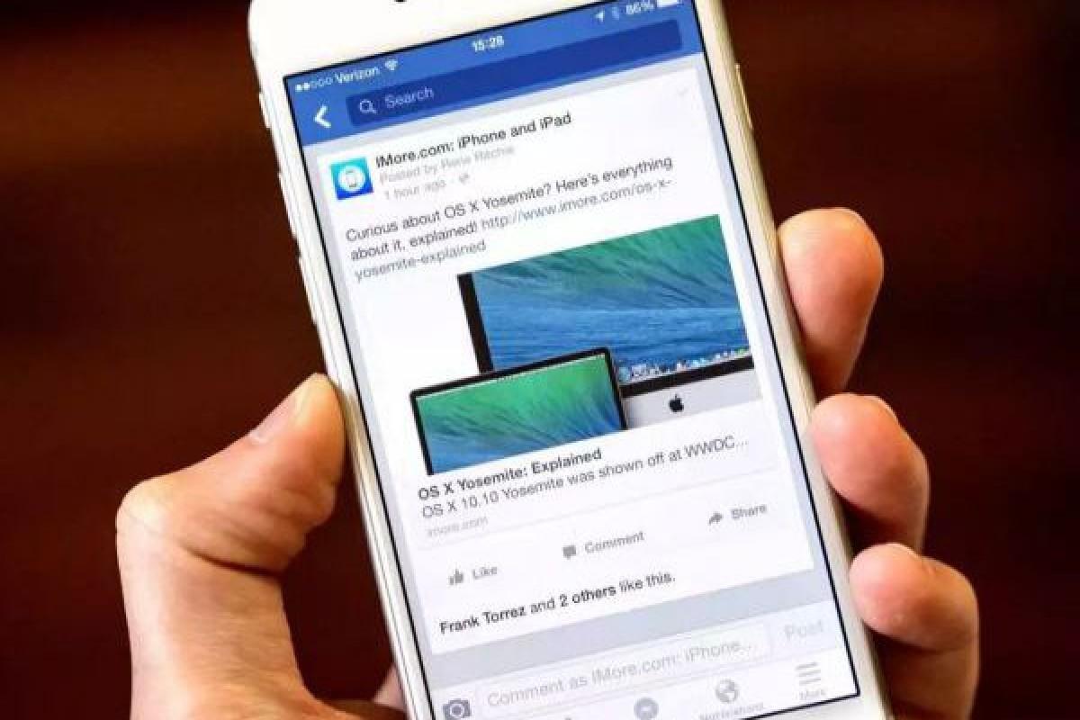 افزایش شارژدهی آیفونهای اپل با حذف برنامه فیسبوک!