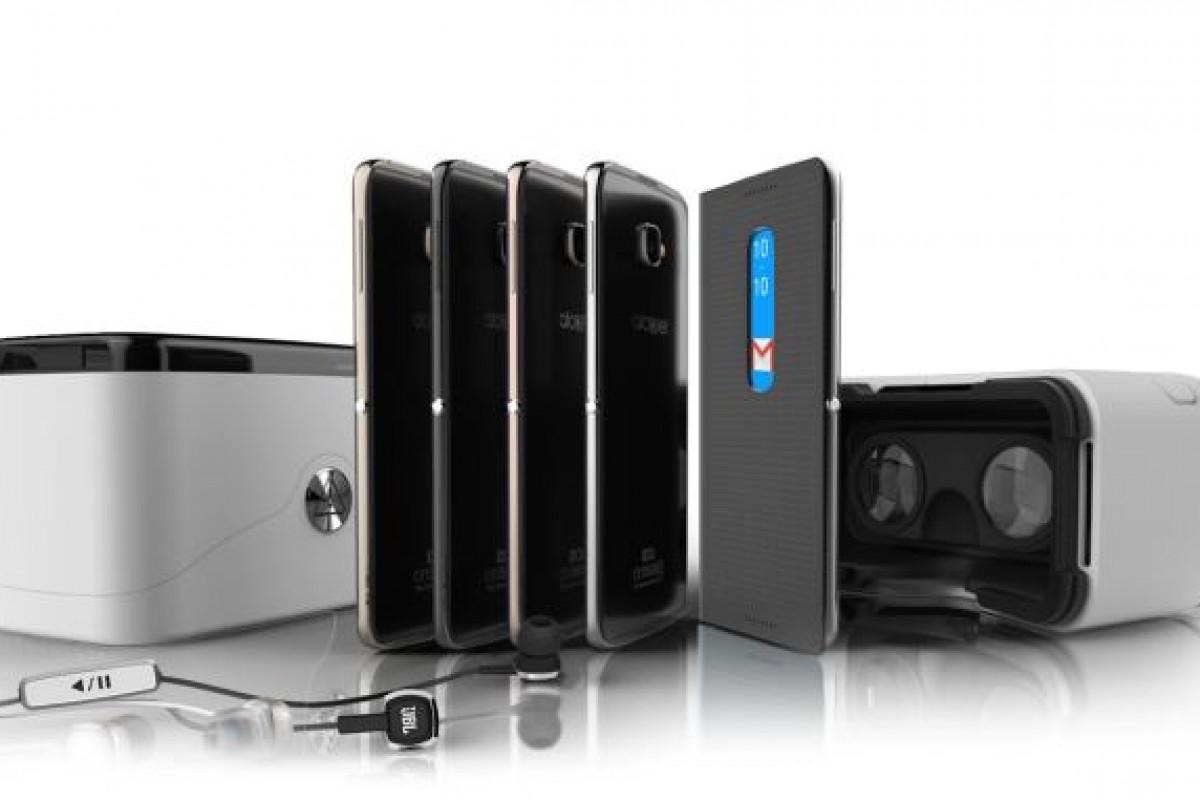 آلکاتل از دو گوشی Idol 4 و ۴S رونمایی کرد