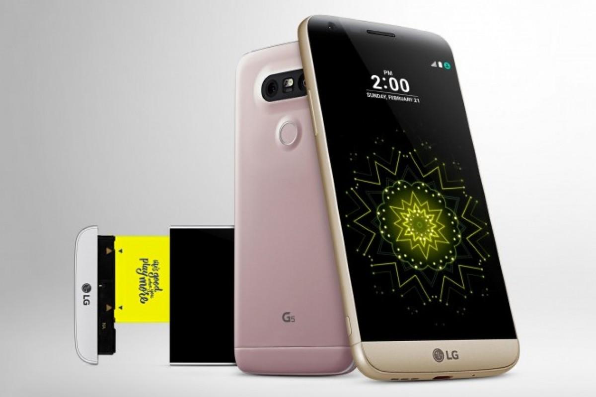 الجی G5 در GeekBench رویت شد