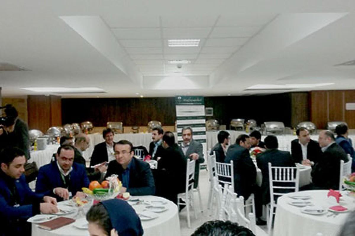اولین گردهمایی و ضیافت شرکتهای نرمافزاری برگزار شد