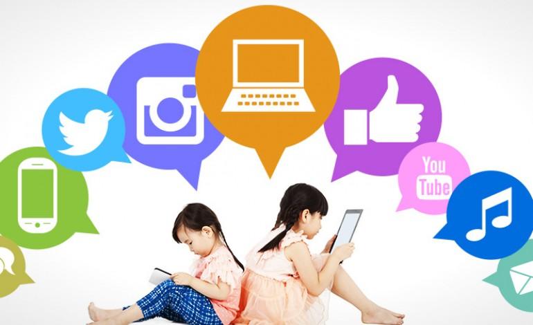 شبکههای اجتماعی و تاثیر آنها بر روی کودکان