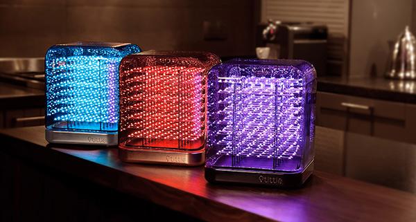 عرضه لامپ هوشمندی که شکلک ارسال میکند