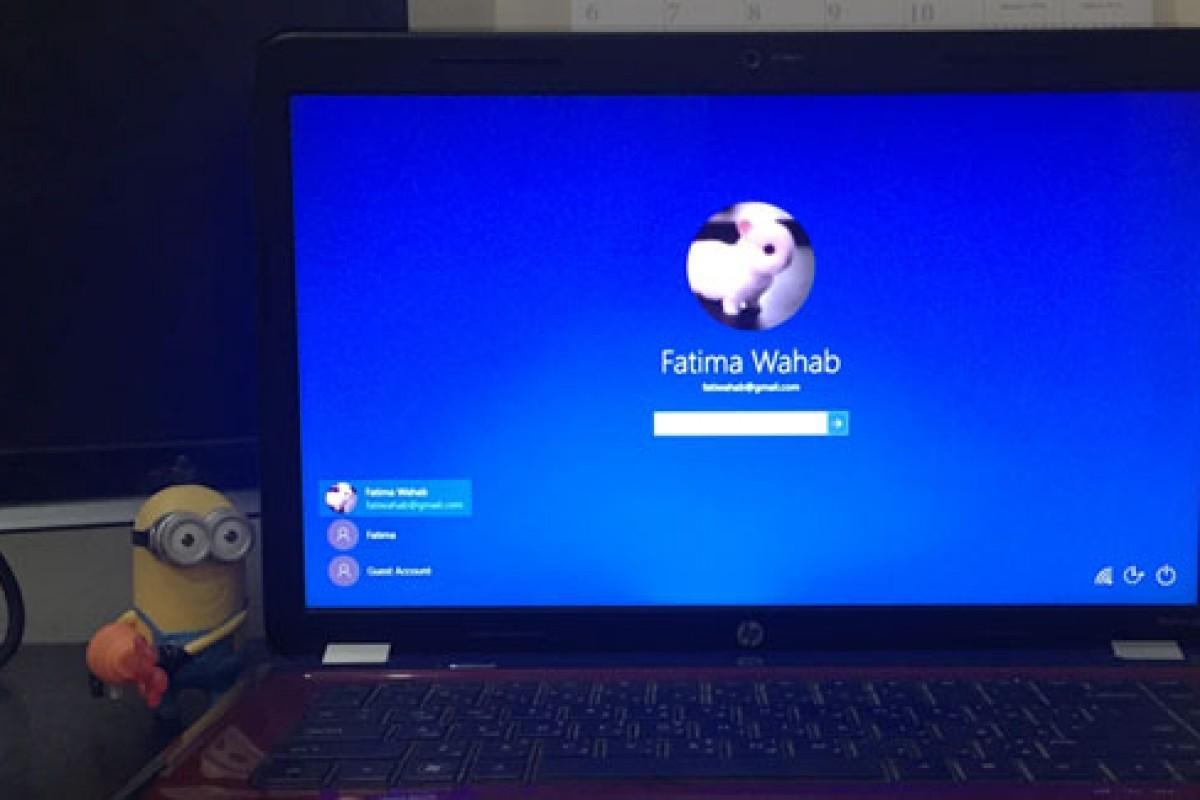 آموزش غیرفعال کردن تصویر پشتزمینه صفحه ورود در ویندوز 10