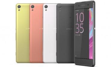 سونی گوشی اکسپریا XA را معرفی کرد!