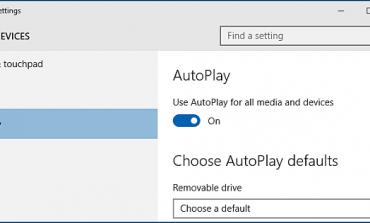 آموزش شخصیسازی پنجره AutoPlay در ویندوز 10