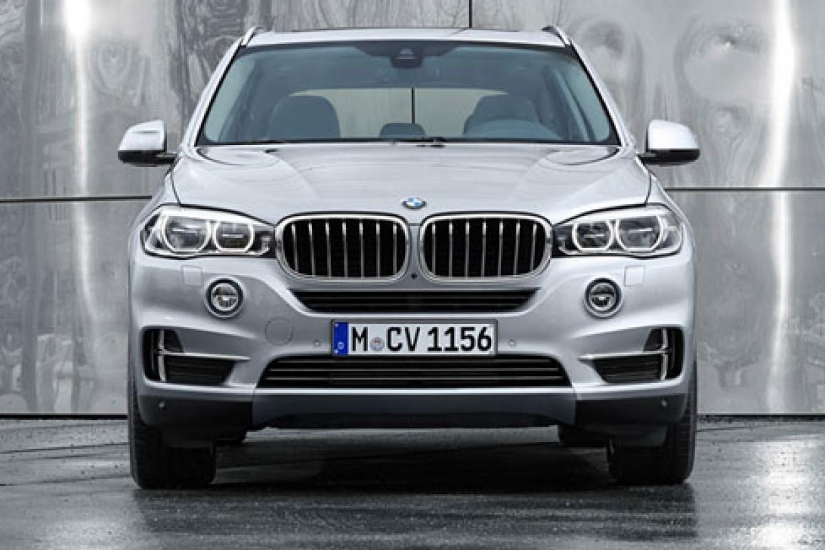 تولید BMW X7 در دو مدل مختلف!