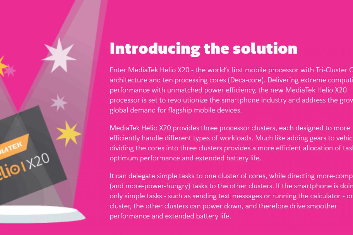 پردازنده Helio X25 رسما معرفی شد! ماه آینده منتظر Helio X20 باشید