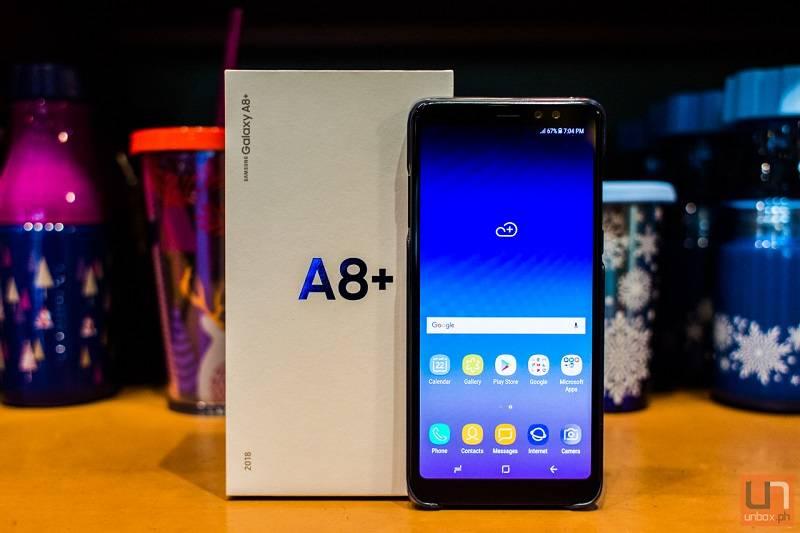 Galaxy-A8-Plus-2018 این 3 گوشی سامسونگ را از بازار بخرید (شهریور ماه 97)