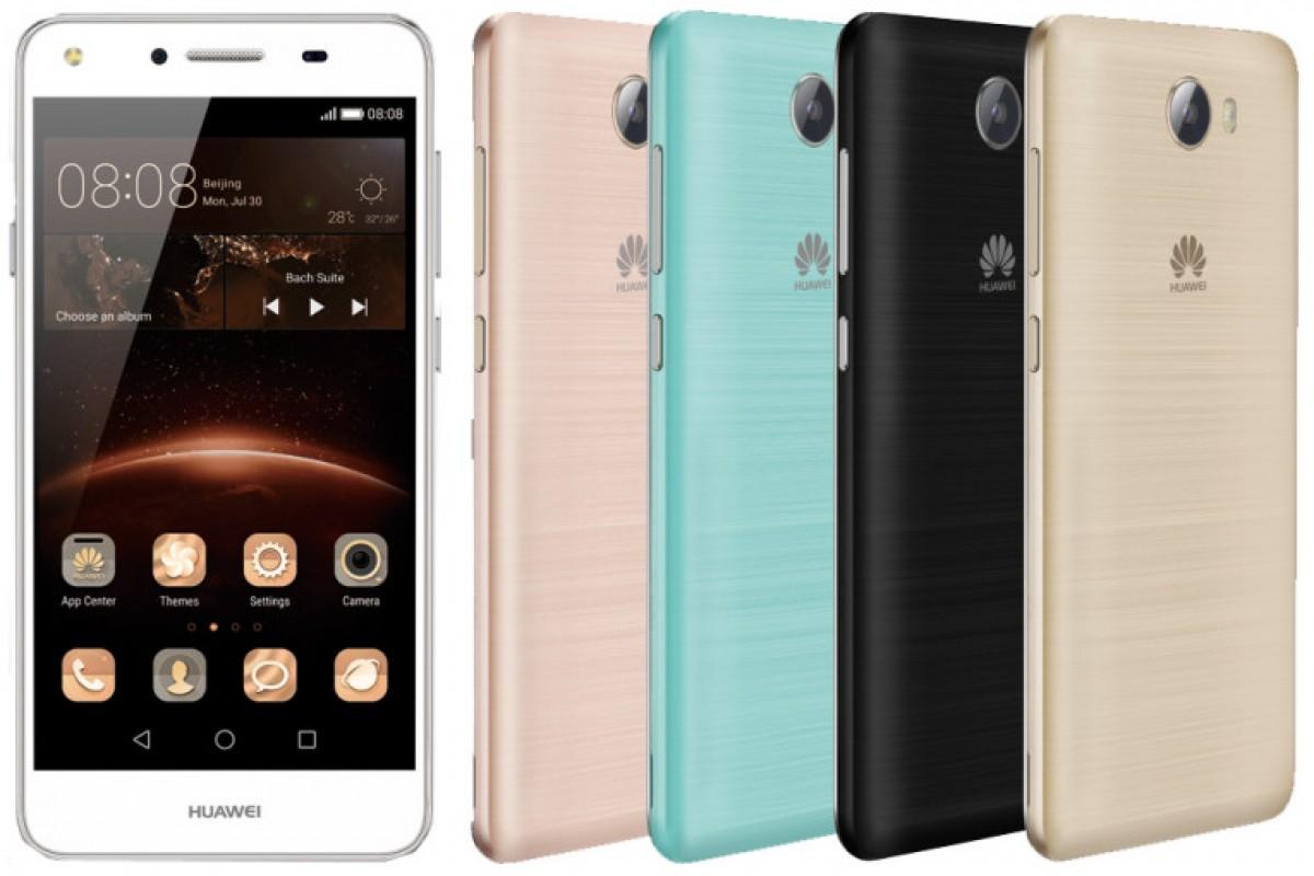 مشخصات نسل دوم گوشی هوشمند هواوی Y5 فاش شد!