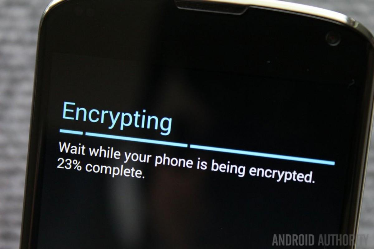 چگونه دستگاه اندرویدی خود را رمزگذاری کنیم؟!