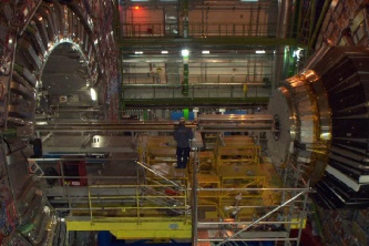 با این ویدیوی شگفتانگیز ۳۶۰ درجه وارد بزرگترین شتابدهنده ذرات جهان شوید