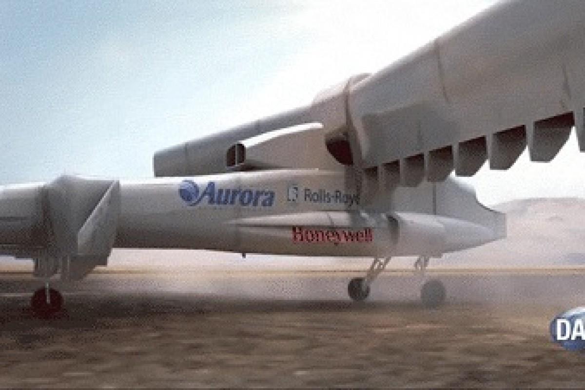 با هواپیمای عمودپروازی که آینده پرواز را رقم خواهد زد آشنا شوید