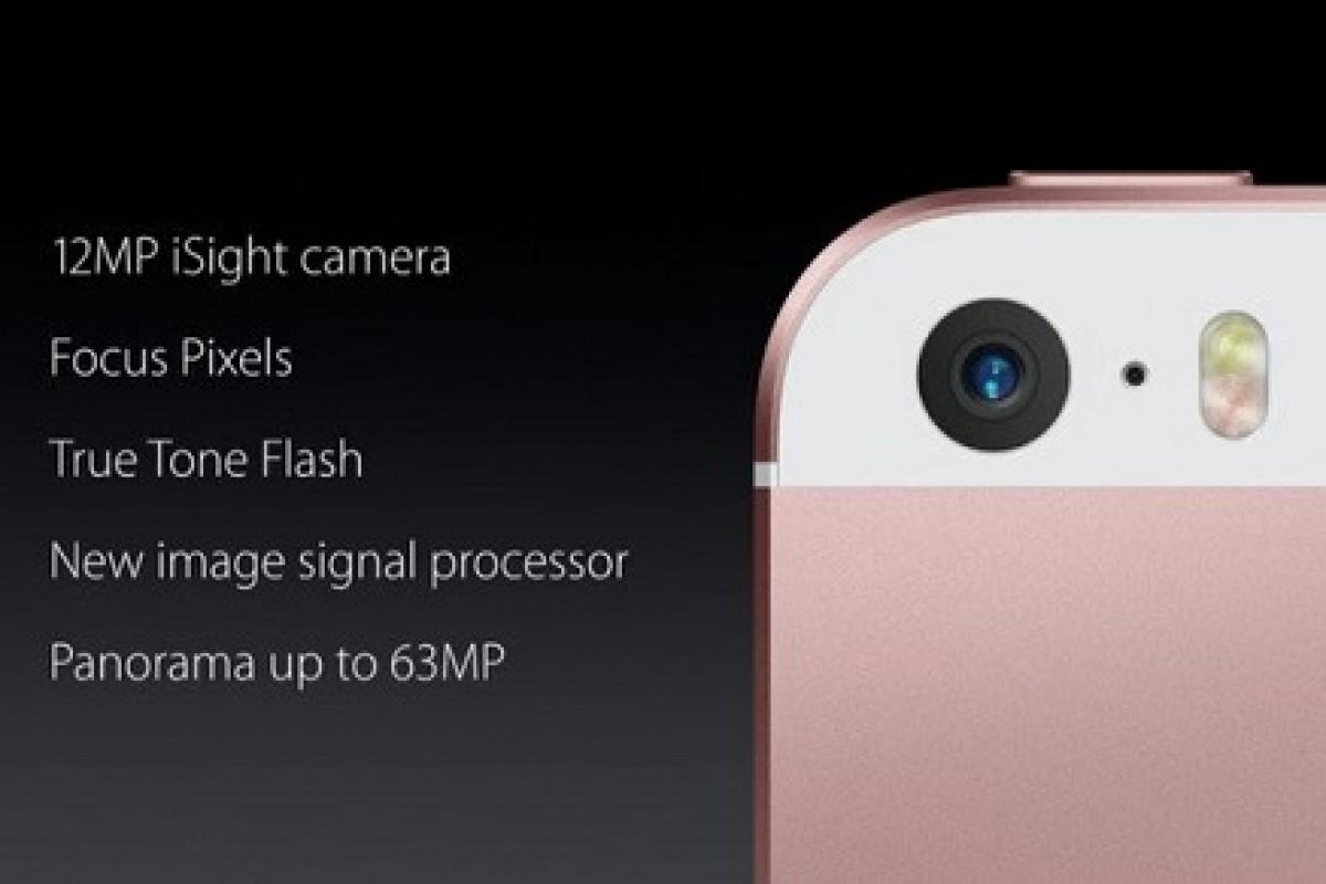 نخستین تصاویر ثبت شده با دوربین آیفون SE