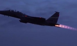 زیبایی پرواز با یک هواپیمای مدرن جنگی به روایت تصویر