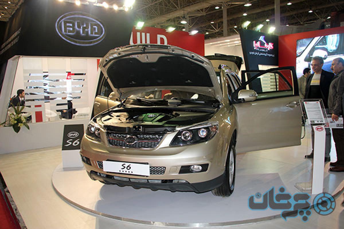 گزارش اختصاصی از کرمان موتور در نمایشگاه توانمندیهای صنعت خودروی تهران
