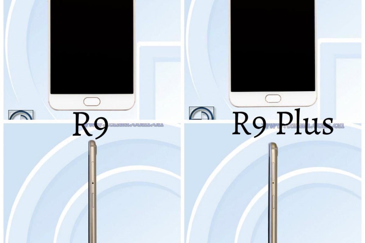 مشخصات اوپو R9 و R9 پلاس توسط TENAA لو رفت؛ خبری از اسنپدراگون ۸۲۰ نیست!