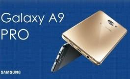 گلکسی A9 Pro با چهار گیگابایت رم و باتری 5000 میلیآمپری معرفی شد