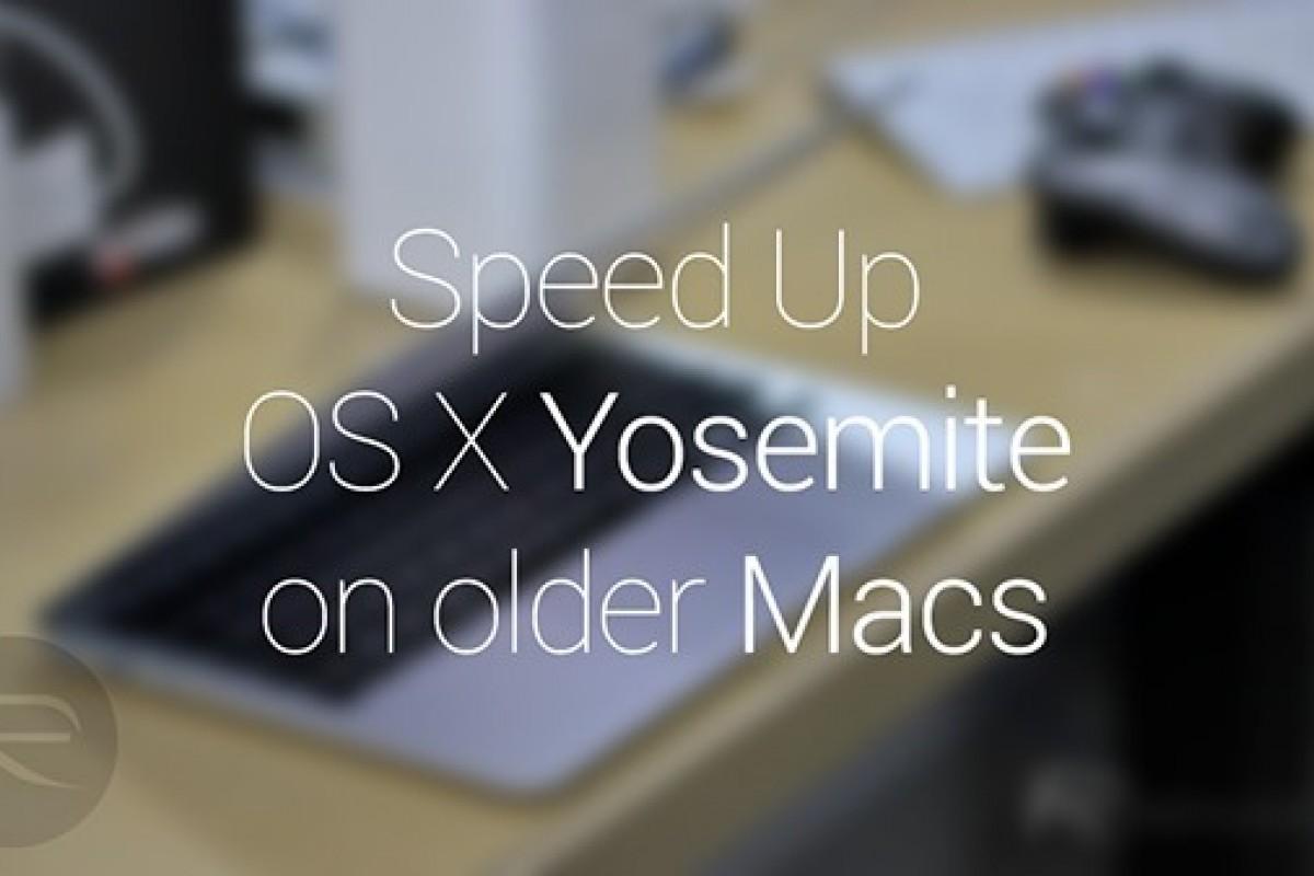 ۵ روش برای افزایش سرعت کامپیوترهای مک