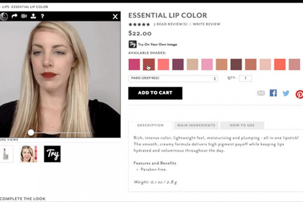 با این اپلیکیشن به صورت آنلاین آرایش کنید!