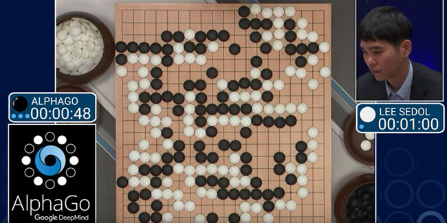 alphago Hamed Feshki