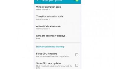 افزایش سرعت گجتهای اندرویدی با تغییر در تنظیمات انیمیشن!